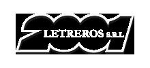 2001Letreros